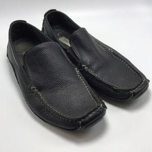 Men's Steve Madden Black Loafers Size 10 M
